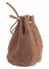 Lederbeutel Wildleder (kaufen)