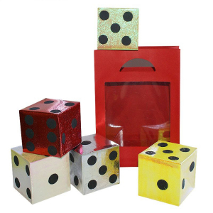 Trick Dice from Empty Bag (kaufen)