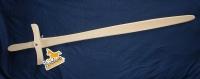 Holzschwert gross (mieten)