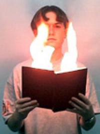 """Trick """"brennende Bibel"""" / Hot Book (kaufen)"""
