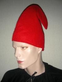 Zwergenmütze rot (mieten)