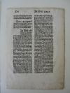 Bibelseite Grüninger Bibel 1485 Inkunabel (kaufen)