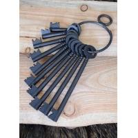 Schlüsselbund mit 10 Schlüsseln (kaufen)