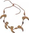 """Halskette mit Zähnen """"Conan"""" (kaufen)"""