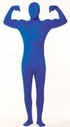 Skin Suit blau (mieten)