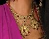 """Halskette mit """"Juwelen"""" (mieten)"""