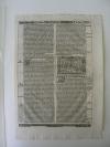 Bibelseite Lateinische Bibel Mareschal 1523 (kaufen)