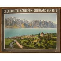 Chemin de Fer Montreux - Oberland Bernois (kaufen)