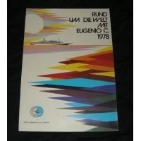 Broschüre Eugenio C. 1978 (kaufen)