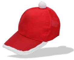 Baseballcap Nikolaus (mieten)