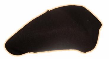 Baskenmütze dunkelbraun (mieten)