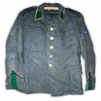 Militärjacke 1940er inkl. Hose  (mieten)
