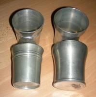 Zinnbecher (mieten)