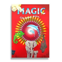 Trick Magic Coloring Book Blank (kaufen)