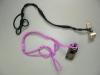 Signalpfeife mit Pfeifenschnur (mieten)