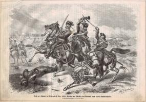 Stich Schlacht bei Orléans (kaufen)