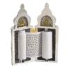 Torah-Rolle in silbernem Gefäss (kaufen)
