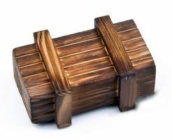 Trick Schatzkiste Holz (kaufen)
