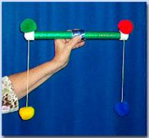 Trick Pom Pom Prayer Stick (kaufen)