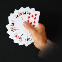 Trick Automatic Fan of Cards (kaufen)