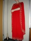 Königskleid rot (mieten)