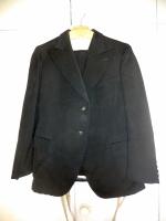 Anzug schwarz (mieten)