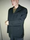 Jacket dunkelblau (mieten)