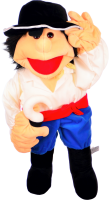 Pirat Peer Handpuppe (kaufen)