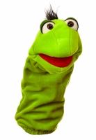 Herbert grün Handpuppe (kaufen)