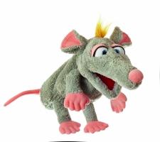Schnurzpiepe Maus Handpuppe (kaufen)