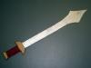 Schwert Holz (mieten)
